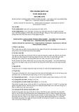 Tiêu chuẩn Quốc gia TCVN 10242:2013, ISO 2481:1973