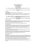 Tiêu chuẩn Quốc gia TCVN 10058:2013