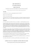 Tiêu chuẩn Việt Nam TCVN ISO/IEC 17020:2001 - ISO/IEC 17020:1998
