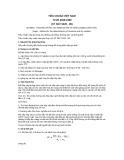 Tiêu chuẩn Việt Nam TCVN 4839:1989