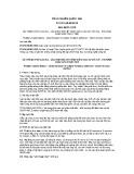 Tiêu chuẩn Quốc gia TCVN 10043:2013 - ISO 4637:1979