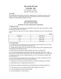 Tiêu chuẩn Việt Nam TCVN 5393:1991