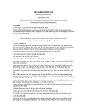Tiêu chuẩn Quốc gia TCVN 10182:2013 - ISO 9349:2004