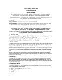 Tiêu chuẩn Quốc gia TCVN 10226:2013 - ISO 8174:1986