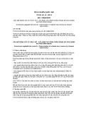 Tiêu chuẩn Quốc gia TCVN 10115:2013 - ISO 13884:2003