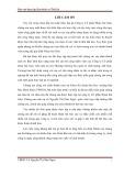 Báo cáo thực tập: Quá trình và Thiết bị công ty cổ phần Nhựa Sài Gòn
