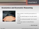 Lecture Macroeconomics (9/e): Chapter 1 - David C. Colander