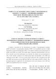 Nghiên cứu xác định đồng thời cytidine 5'-monophosphate disodium và uridine 5'- monophosphate disodium trong thuốc tiêm đông khô bằng phương pháp sắc ký lỏng hiệu năng cao (HPLC)