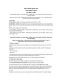 Tiêu chuẩn Quốc gia TCVN 10604-1:2015