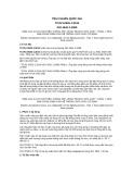 Tiêu chuẩn Quốc gia TCVN 10525-1:2014 - ISO 4642-1:2009