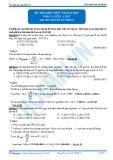 Bổ trợ kiến thức thi Đại học phần 2: Este và Lipit