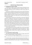 Bài giảng Thông tin di động: Phần 1 - ThS. Phạm Văn Ngọc