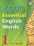 4000 english words volume 1