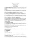 Tiêu chuẩn nhà nước TCVN 1557:1974
