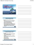 Bài giảng Tài chính doanh nghiệp 2: Chương 8 - ThS. Đoàn Thị Thu Trang