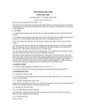 Tiêu chuẩn Việt Nam TCVN 1557:1991