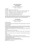 Tiêu chuẩn Quốc gia TCVN 1643:2008