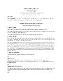 Tiêu chuẩn Quốc gia TCVN 8183:2009