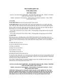 Tiêu chuẩn Quốc gia TCVN 1595-2:2013 - ISO 7619-2:2010