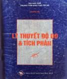 Giáo trình Lý thuyết độ đo và tích phân: Phần 1 - Lương Hà