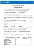 Bộ 500 câu hỏi trắc nghiệm môn GDCD bậc THPT