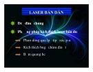 Bài giảng Laser bán dẫn