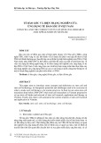 Tế bào gốc và hiện trạng nghiên cứu, ứng dụng tế bào gốc ở Việt Nam