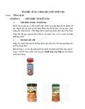 Tìm hiểu về quy trình sản xuất muối tôm