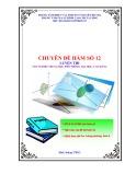 Chuyên đề Hàm số 12 luyện thi tốt nghiệp Trung học phổ thông, Đại học, Cao đẳng