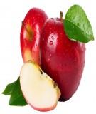 Đồ án phân tích thực phẩm: Tìm hiểu về nguồn gốc, thành phần dinh dưỡng, lợi ích có trong Táo