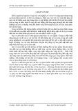 Môn học Đất Lâm nghiệp: Xói mòn đất