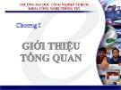 Bài giảng Quản lý dự án phần mềm: Chương 1 - Trần Thị Kim Chi