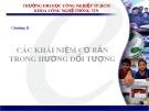 Bài giảng Phân tích và thiết kế hệ thống hướng đối tượng: Chương 2 - ĐH Công nghiệp TP.HCM