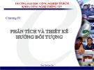 Bài giảng Thiết kế hệ thống thông tin: Chương 4 - Trần Thị Kim Chi