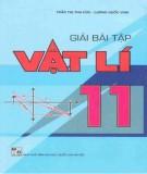 Ebook Giải bài tập Vật lý 11: Phần 1