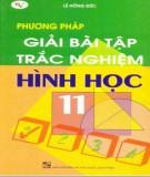 Ebook Phương pháp giải bài tập trắc nghiệm Hình học 11: Phần 1