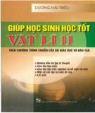 Ebook Giúp học sinh học tốt Vật lý 11 (Theo chương trình chuẩn của Bộ Giáo dục và Đào tạo): Phần 1