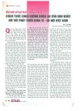 Vài nét về vai trò của viện trợ: Chính thức (ODA) không hoàn lại của Hàn Quốc đối với phát triển kinh tế - xã hội Việt Nam
