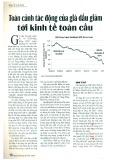 Toàn cảnh tác động của giá dầu giảm tới kinh tế toàn cầu