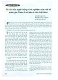 Tái cấu trúc ngân hàng: Kinh nghiệm của một số quốc gia châu Á và hàm ý cho Việt Nam