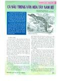 Cá sấu trong văn hóa Tây Nam bộ