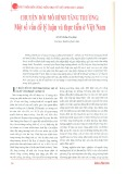 Chuyển đổi mô hình tăng trưởng: Một số vấn đề lý luận và thực tiễn ở Việt Nam