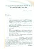 Ứng dụng mô hình SVAR nghiên cứu kênh truyền dẫn tiền tệ và gợi ý chính sách tiền tệ tại Việt Nam