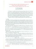 Vận dụng phương pháp mô phỏng lịch sử trong đo lường rủi ro tỷ giá tại các ngân hàng thương mại Việt Nam