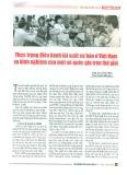 Thực trạng điều hành lãi suất cơ bản ở Việt Nam và kinh nghiệm của một số quốc gia trên thế giới