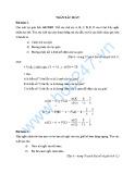 Bài tập Toán xác suất