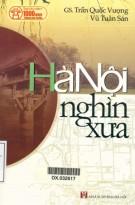 Ebook Hà Nội nghìn xưa: Phần 2