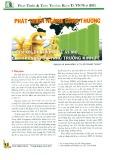Phát triển ngành công thương nhằm ổn định kinh tế vĩ mô duy trì nhịp độ tăng trưởng kinh tế