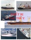 Ebook Thiết bị tàu thủy