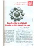 Cộng đồng Kinh tế ASEAN (AEC) - Tiềm năng và thách thức đối với Việt Nam
